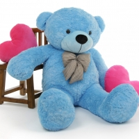 Giant Blue bear